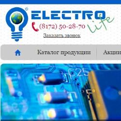 Интернет-магазин «Электролайф»