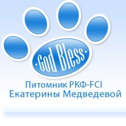 Сайт питомника «God Bless»